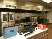Hoodco Inc Ss Commercial Exhaust Hood 20 Feet Long -fire Suppression System