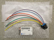00 - 02 Gmc Yukon Heater Climate Fan Speed Control Connector Wire Harness New