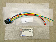 96 - 99 Gmc Suburban Heater Climate Fan Speed Control Connector Wire Harness New