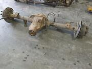 2008-2010 Ford F250 F350 Rear Axle Assembly 4.10gear Limited Slip Srw W/abs/disc