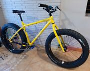 Surly Ice Cream Truck Fat Bike Industry Nine Large