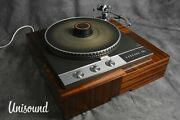 Garrard 401 + Sme 3009 Idler Drive Turntable In Very Good Condition