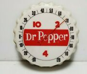 Dr Pepper Thermometer Bottle Cap