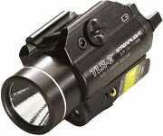 Streamlight Rail Mounted Tactical Led Light And Laser Combo - Red Laser