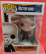 Funko Pop Tv Bbc Dr Who 299 The Silence 6210