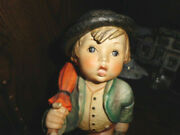 Hummel Merry Wanderer Large Piece 10 Inches Tall
