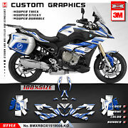 Kungfu Graphics Motorrad Sticker Kit Deco Adhesives For Bmw S1000xr 2015-2019