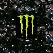 50 - Monster Energy Tabs - Unlock The Vault - Promo Gear And Merch