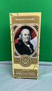 Timecapsule Toys Limited Edition Benjamin Franklin Talking Action Figure