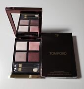 Tom Ford 27 Virgin Orchid Eye Color Quad New In Box