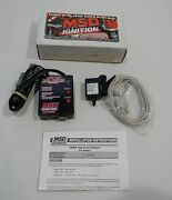 Msd Ignition 89931 Top Fuel Tester W/verification Function New Sealed
