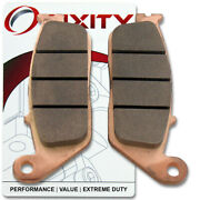 Rear Sintered Brake Pads 2011 Victory Kingpin 8-ball Set Full Kit Complete Xq