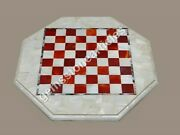 Marble Chess Board Mother Of Pearl Chess Board New Year Gift Valentineand039s Day