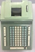 1950's Collectible/antique Remington Electric Adding Machine and Calculator