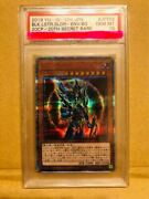 Yu-gi-oh Card Psa10 Black Luster Soldier - Envoy Of The Beginning 20th Scr