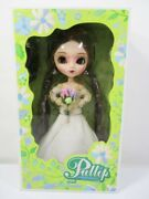 Groove Pullip Blanche Fashion Doll Figure Cosplay F576 Rare From Japan U471 F/s