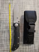Lone Wolf Knives William Harsey Ranger Full Size