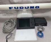 Furuno Navnet Mfd12 12.1andrdquo Display And Drs12a Digital 12kw Radar Combo Complete