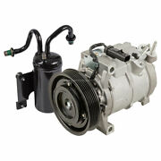 For Dodge Ram 2500 And Ram 3500 2009 Oem Ac Compressor W/ A/c Drier Csw