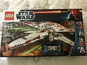 Star Wars Lego 9493 X-wing Star Fighter Factory Sealed