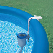 Floating Surface Skimmer Above Ground And Cleaner Wall Mount Surface