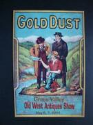 537 Grass Valley California 12th Annual Old West Antiques Show 2011 Postcard