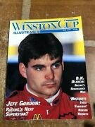 Nascar Winston Cup Illustrated Magazine June 1994 - Jeff Gordon On Cover Look