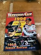 Nascar Winston Cup Illustrated Magazine February 1995 - 1994 Season Review