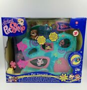Littlest Pet Shop Pet Daycare Playset With Exclusive Porcupine 485 Htf New 2009