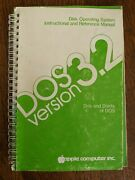 Vintage 1979 Apple Ii Dos 3.2 Manual The Do's And Dont's Of Dos Very Rare