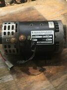 Hydraulic Genie Z40 48 Volt Pump Motor. For Repair Or Parts Only. Used