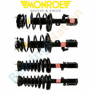 For 2002 2003 Toyota Camry Monroe Quick-strut Complete Strut Assembly