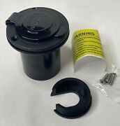 Universal Boat Ac Plug Holder Inlet Watertight For Promariner Chargers 51300