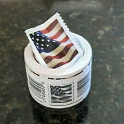 100 Roll Stamps Usps 2017 Us Flag Forever Postage Stamps Free And Fast Shipping