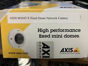 Axis M3045-v Network 1080p Hd Ip Mini Security Cameras