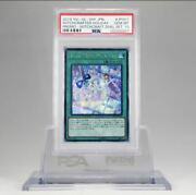 Yu-gi-oh Card Psa10 Gem Mint Witchcrafter Holiday 2019 Promo Sr [brand-new]