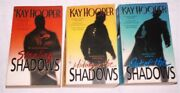 Kay Hooper Complete Shadow The Bishop / Special Crime Unit Series Pb Lot Of 3