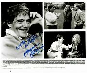 Hello Again Frank Perry Hand Signed 10x8 Bandw Photo Todd Mueller Coa