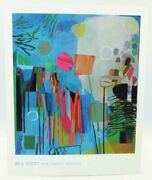 Bill Scott Imagining Spring 10 March To 16 April 2016 Signed Card
