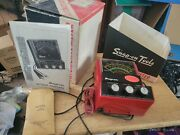 Vintage Snap-on Mt-926 Multimeter Ohm Volts Dwell And Rpm Cylinders 4 5 6 8
