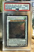 Psa 9 Majestic Star Dragon Sovr-en040 1st Edition Ghost Rare 2009 Tin Exclusive