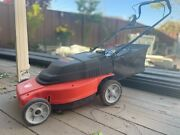 Great Condition Black And Decker 19-in 5 Hp Cordless Mulching Mower model Cmm1000