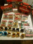 Roblox Figures Roblox Accessories Huge Lot And Roblox Storage Carrying Case