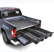 Decked Df5 Truck Bed Organizer 15-pres Ford F150 Aluminum 6 Ft 6 Inch