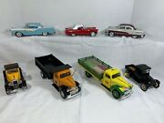 Arko Products Diecast Cars And Trucks-lot Of 7