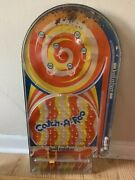 Catch-a-roo Pinball Game Vintage Wolverine Toy No.155 Bagatelle 1960's