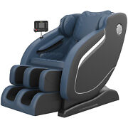 Real Relax Massage Chair Thai Yoga Stretch 3d Sl-track Zero Gravity Full Body