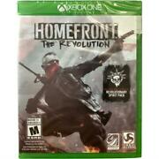 Xbox One Homefront The Revolution Video Game New