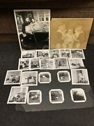 Lot Of Vintage And Antique Photos Cars People 1930s 1940s 1950s Rare Pictures Auto