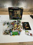 Lego 21324 Ideas 123 Sesame Street Used Not Sure If Set Is Complete